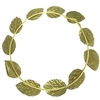 Gold Roman Laurel Leaf Costume Headband