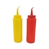 Ketchup & Mustard Fake Novelty Squirt Bottles