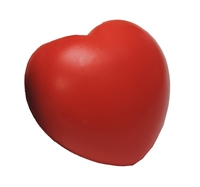 Foam Heart Squeeze Toy Stress Ball