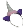 Child's Unicorn Headband Pink
