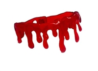 Dripping Blood Halloween Party Bracelet Vampire Costume Accessory
