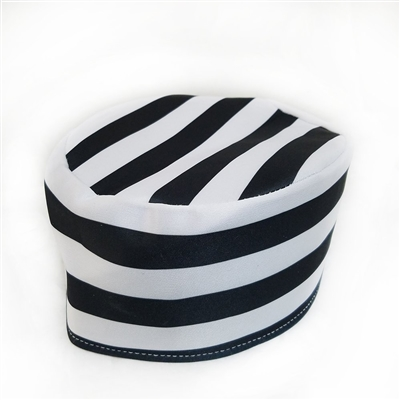 Novelty Giant Prisoner Striped Costume Hat