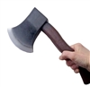 Viking Barbarian Hand Axe Theater Prop