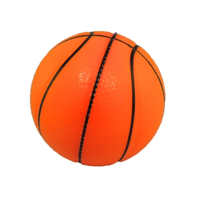 Basketball Stress Relief Squeezable Foam