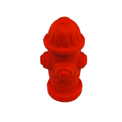 Stress Relief Squeezable Foam Red Fire Hydrant