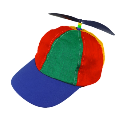 Adult Propeller Brightly Colored Baseball Hat