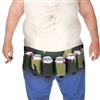Camouflage Beer Belt Holster