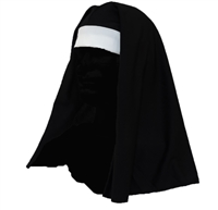 Adult Nun Catholic Sister Habit Costume Hat